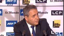 Questions d'info : Xavier Bertrand, député UMP de l'Aisne, ancien ministre