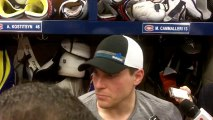 Mike Cammalleri after loss to Bruins