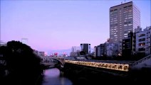 """Fuji Television Tourist Publicity Timelapse"" Music ""I want You"" by Patrick Stafford) PSE Group Japan.For Television Aired Publicity"