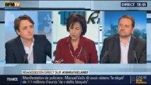 Philippe Moreau Chevrolet et Bastien Millot: le face à face de Ruth Elkrief - 13/11