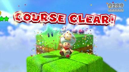 Super Mario 3D World : 10 new things de Super Mario 3D World