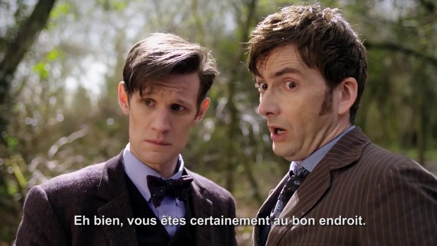 Doctor Who 50 TH Vostfr - The Day of the Doctor - Vostfr HD
