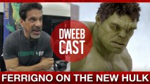 Interview: What does Lou Ferrigno think of the new Hulk? | DweebCast | OraTV