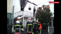 Le Relecq-Kerhuon (29). Une jeune fille de 14 ans piégée dans un incendie.