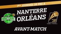 Avant-Match - J07 - Orléans se déplace à Nanterre