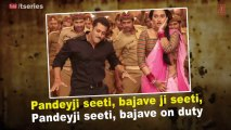 Dabangg 2 Pandey Jee Full Song Remix with Lyrics (Audio) _ Salman Khan, Sonakshi Sinha
