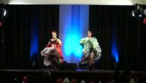 Spectacle cabaret - french cancan - humour - guinch'pépettes - Beyrede