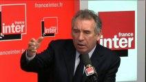 François Bayrou, invité de Patrick Cohen sur France Inter - 141113