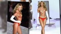 Candice Swanepoel Sparkles in $10m Fantasy Bra at Victoria's Secret Fashion Show