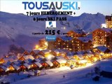 Séjours au ski tout compris, vacances ski Les Menuires avec Tous Au Ski