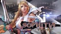 SoulCalibur : Lost Swords - Sophitia