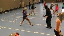 Stage de formation continue des maîtres d'armes et des entraîneurs Escrime