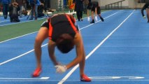 Kenichi Ito breaks his own record for sprinting on all fours