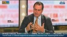 Marwan Lahoud, directeur général délégué à la stratégie et au marketing d'EADS, dans Le Grand Journal - 14/11 1/4