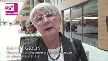 Constitution d'une métropole lyonnaise et rôle de la Région - Béatrice GIBLIN