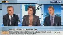 David Revault d'Allonnes et Bruno Jeudy: le face à face de Ruth Elkrief - 14/11