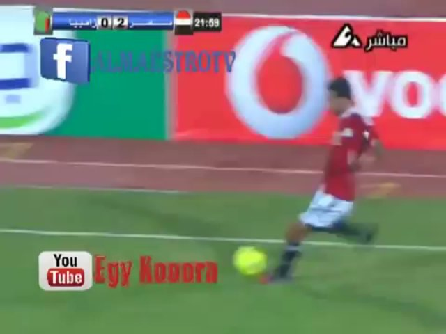 Egypt 2-0 Zambia – Egypt vs Zambia 2-0 All Goals 14/11/2013