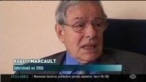 Décès de Robert Marcault, rescapé d'Auschwitz (Toulouse)