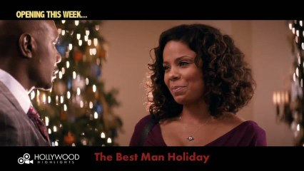 OPENING THIS WEEK: Terrence Howard, Taye Diggs, & Morris Chestnut in THE BEST MAN HOLIDAY