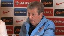 Brasil 2014 - Hodgson, pruebas y más pruebas ante Chile