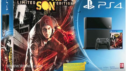 Hard News 11/14/13 -   Megaman and Dead Rising, InFamous PS4 bundle, and broken PS4s - Hard News Clip