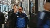 Foot : dernier entraînement pour les Bleus avant de défier l'Ukraine