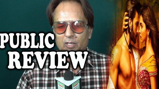 Ram Leela Public Review - Ranveer Singh, Deepika Padukone