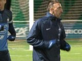 Ukraine-France: Franck Ribéry, l'arme fatale des Bleus - 15/11
