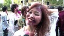In Giappone orde di zombie invadono la Tokyo Tower