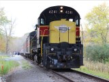 Cuyahoga Valley Scenic Railroad - Trip thru Cuyahoga Valley National Park