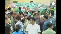 Filipinas: una semana después del paso del tifón