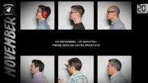 Movember: «20 Minutes» à poils pour votre prostate