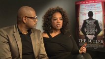 Oprah Winfrey on The Butler: 'Lee Daniels tried to get me to play a serial killer' - video interview