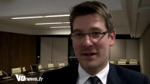 ITW Pascal Canfin - Lancement du mois de l'économie solidaire à Cergy
