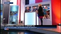 Danielle Simonnet face au secrétaire national du PS Yannick Trigance sur l'Aménagement des rythmes éducatifs