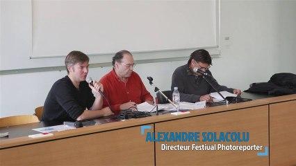 Atelier débat sur la rémunération des photojournalistes