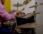 SIMPLE PLAN  i can wait forever drum cover