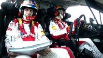 Une journée renversante pour Citroën au Rallye de Grande-Bretagne - Citroën WRC 2013