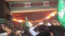 Ashura 2013 - Inside Hazrat Abbas (a.s) Shrine Karbala 9