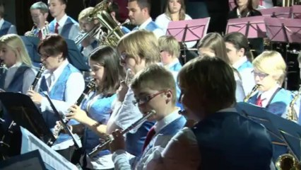 UMP - Union Musicale de Pfastatt - 2011 - Concert 125ème anniversaire - A Klezmer Karnival