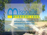 Mispouillé Hydraulique, spécialiste de l'irrigation, arrosage pulvérisation à Montauban.