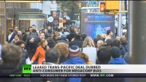 New Wikileak: Trans-pacific trade deal revealed, dubbed anti-consumer for mega-corp bias