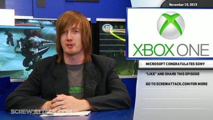 Hard News 11/15/13 - Uncharted teaser, Destiny beta for PS4, Microsoft congratulates Sony - Hard News