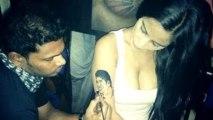 Poonam Pandey Strips For Sachin Tendulkar?