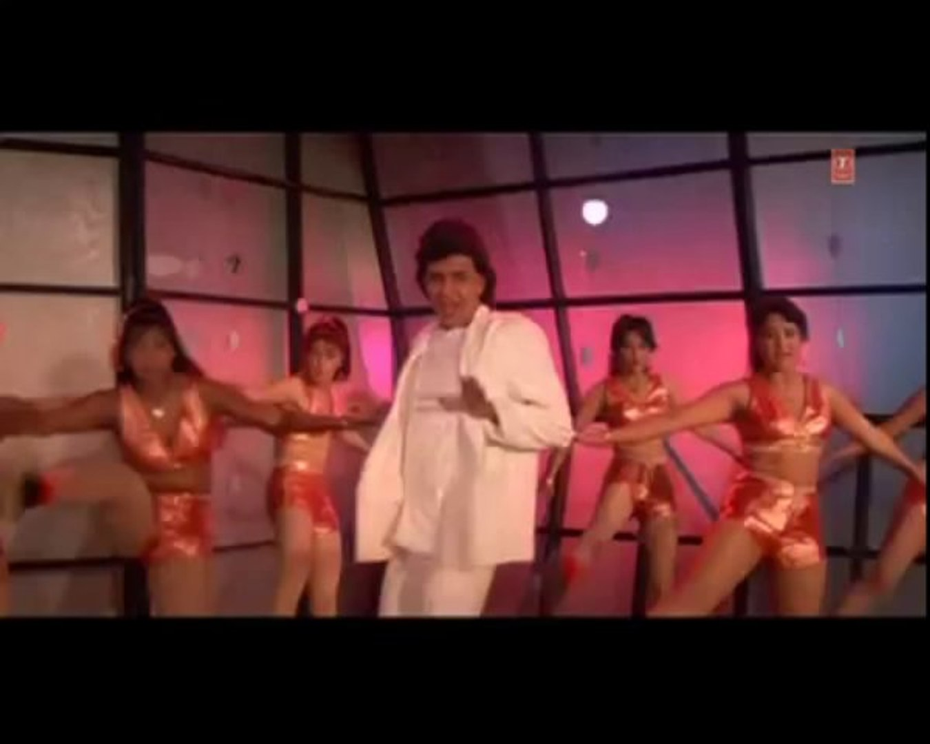 Super Dancer [Full Song] _ Dance Dance _ Mithun Chakraborty