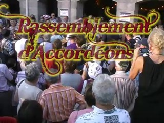LA BASTILLE A LA FETE DE L'ACCORDEON DE LUZY