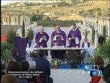 Commemorazione dei defunti Cimitero di Piano Gatta 04 11 2013 AgrigentoTv