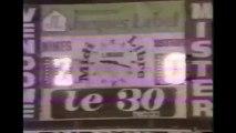 D1 Nîmes - Stade Lavallois 83/84