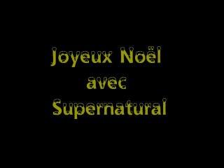 Joyeux Noël avec supernatural