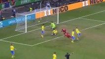Goal Cristiano Ronaldo against Sweden